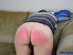 All Natural Spanking